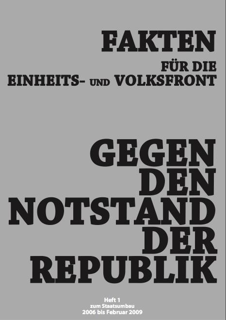 Bild des Broschüre